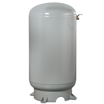 120-gallon air receiver tank for BendPak air compressors