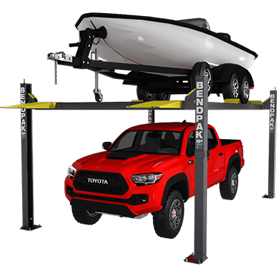 HD-7500BLX Vehicle and Boat Storage Lift by BendPak