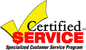 Car lift certified service